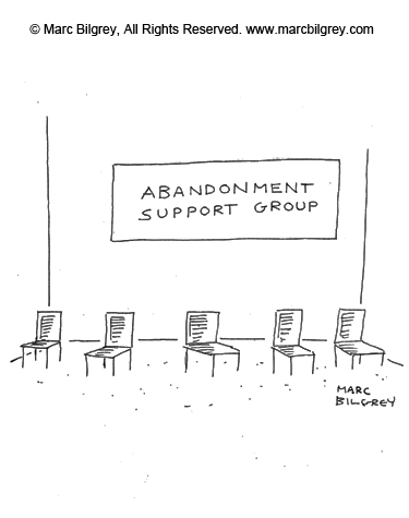 abandonment support group