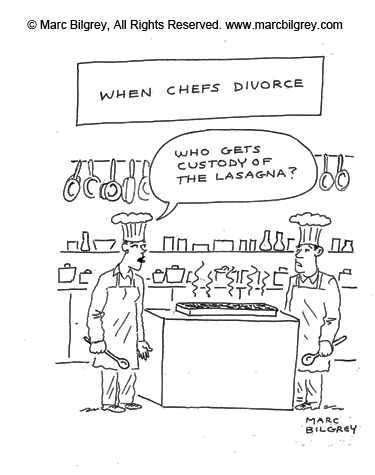 when chefs divorce