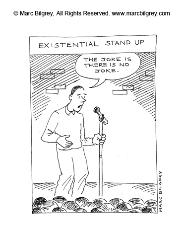 existential stand up