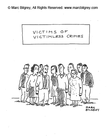 victims of victimless crimes