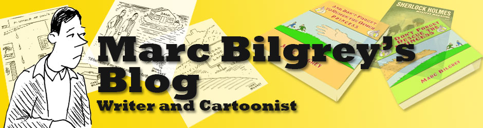 Marc Bilgrey's Blog